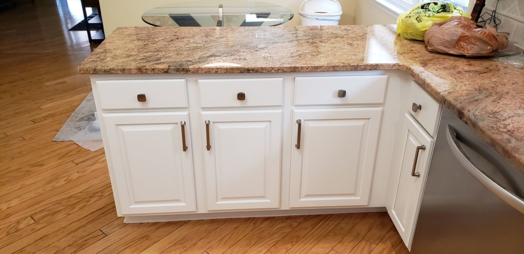 Nj How Much Does It Cost To Paint Kitchen Cabinets In Southern Nj Brennan Contracting